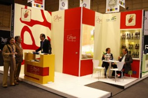 Participación de la DOE en Alimentaria Lisboa