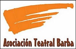 Logotipo de la Asociacion Teatral Barba