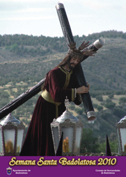 Cartel anunciador de la Semana Santa de Badolatosa 2010