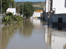 Badolatosa inundación