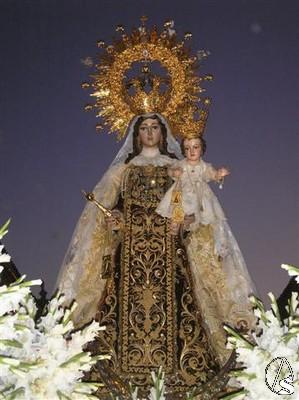 Virgen del Carmen de Osuna.
