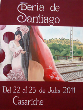 cartel-feria-casariche-2011-marisol-carrascosa
