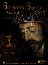 Cartel de la Semana Santa de Pedrera 2010