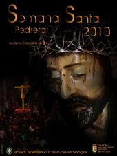 Cartel de la Semana de Santa de Pedrera 2010