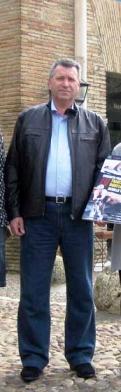 Custodio Moreno, ex alcalde de Herrera