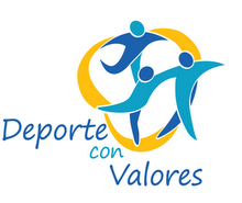 Logotipo de la Fundación Deporte con Valores