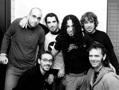 El grupo de punk rock Envidia Kotxina
