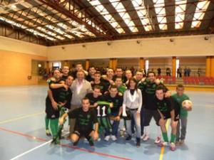 el recién ascendido Club Deportivo Águilas de Pedrera