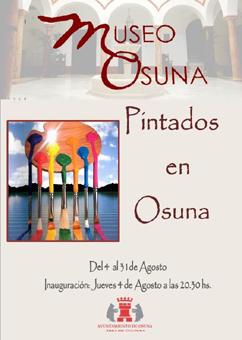 Exposición de pintores en Osuna