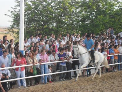Imagen de la pasada edición de la Feria Agroturística de Montellano.
