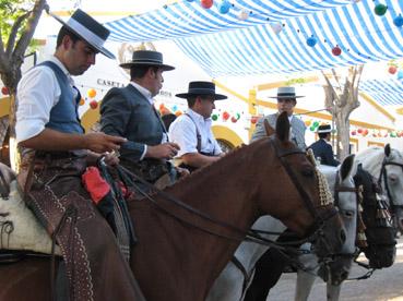 Feria de Estepa domingo 01