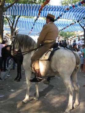 Feria de Estepa domingo 04