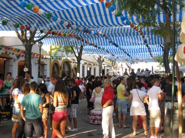 Feria de Estepa domingo 05