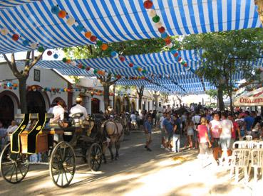 Feria de Estepa domingo 06