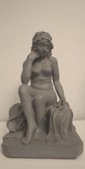 Imagen de una de las obras del gilenense Francisco Rodríguez