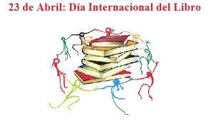 El Día del Libro se conmemora el 23 de abril