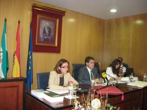 Miguel Fernández como nuevo alcalde de Estepa