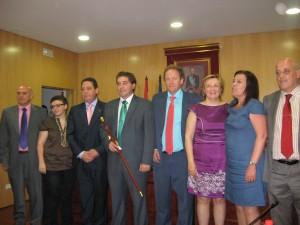 Nuevo equipo de gobierno de Estepa