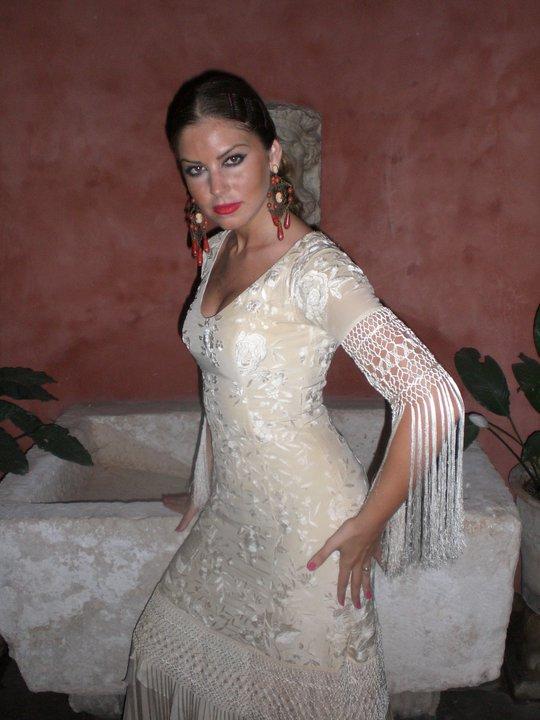 La bailaora jerezana Joya Martínez actuará en Estepa el 23 de julio.