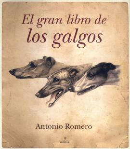 Portada del libro escrito por Antonio Romero