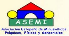 logo de la asociación de discapacitados de Estepa ASEMI