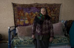Una de las fotos publicadas por Quino Castro en su web sobre Chernobyl