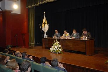 Presentación del IV Congreso Hdades. Angustias