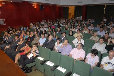 Público asistente a la presentación del IV Congreso