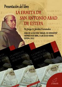 presentación del libro La ermita de San Antonio Abad de Estepa