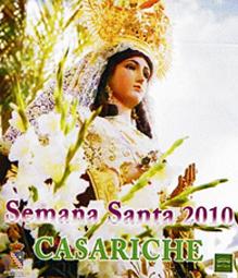 Cartel de la Semana Santa de Casariche 2010