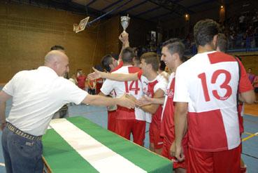 Trofeo Futbol Sala, ganador Astapas