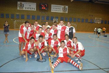 Trofeo Futbol Sala, equipo ganador