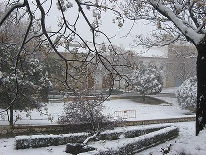 Nieve el digital de la sierra sur de sevilla - Fotos estepa sevilla ...