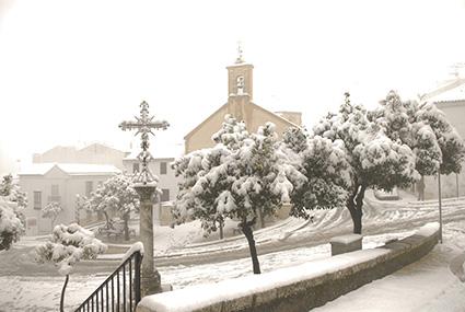 Nuevos datos y fotos sobre la nevada en estepa del 28 f - Fotos estepa sevilla ...