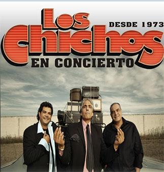 Formación actual del grupo Los Chichos