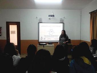 Taller de sexualidad para alumnos de Casariche
