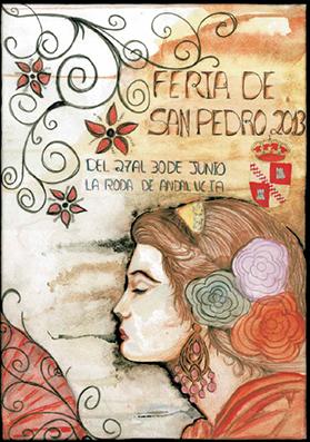 Cartel de la Feria de San Pedro 2013