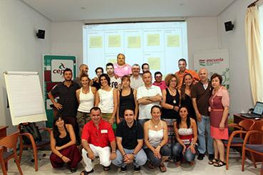 Clausura proyecto Fides Emprende