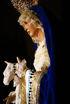 Virgen de la Encarnación de Osuna