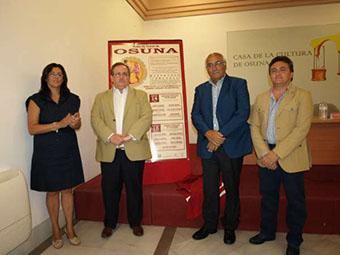 Presentación del cartel del encuentro de escuelas taurinas en Osuna celebrado ayer
