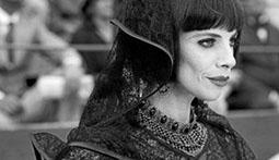 """Maribel Verdú, en un momento de su interpretación en """"Blancanieves"""""""
