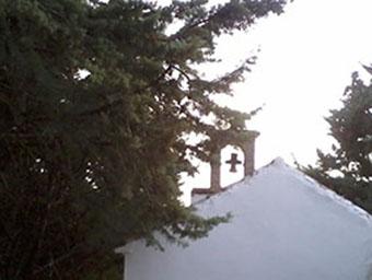 Ermita de San José Obrero en Roya, Estepa. Foto: R. Camero.