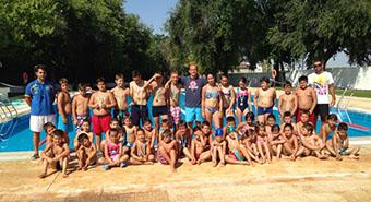 Imagen de la Escuela de Natación de Marinaleda