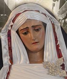 Virgen de los Dolores de Lora