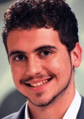 Ismael Carmona, cantante de copla de La Roda