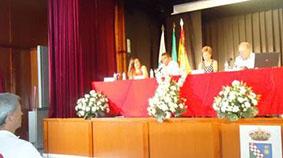 Acto inaugural del Curso de Verano de Casariche 2013