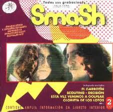Smash, formación de rock andaluz donde tocó Gualberto