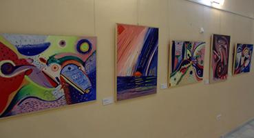 Exposición inaugurada en Casariche