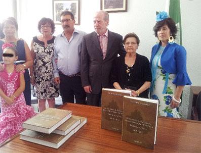 Guerrero y Villalobos, en el acto de reconocimiento a los alcaldes democráticos