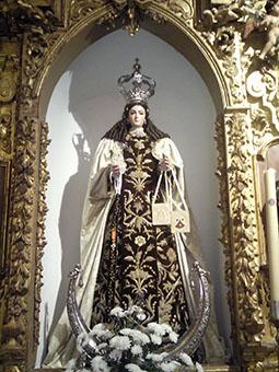 Virgen del Carmen de Estepa